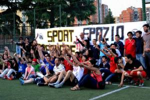mediterraneo antirazzista 2014_juniors teams