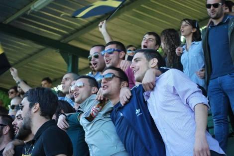 L'epicentro dell'Ardita: i suoi tifosi