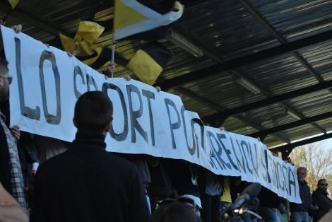 """""""El deporte popular no se toca"""""""