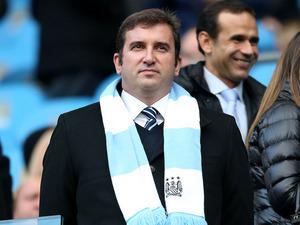 Ferran Soriano, director ejecutivo Manchester City