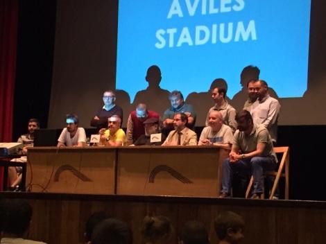 Aviles-Stadium