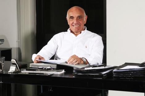 Martin Kind, presidente Hannover 96