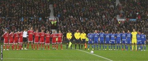 Partido benéfico: Beckham vs Ferguson