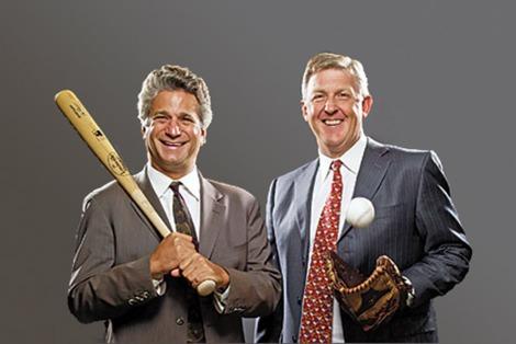Calcio e Finanza | Joe Ravitch (izquierda) y Greg Carey (derecha)