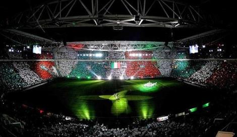 Cerimonia di Inaugurazione del nuovo stadio della Juventus