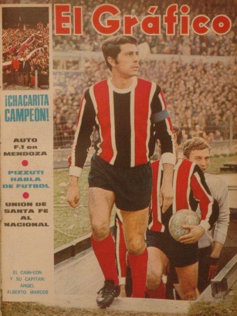 CHACARITA 1969 TAPA