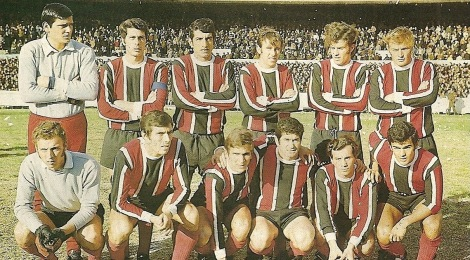 Chacarita Juniors 1969