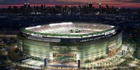 El Metlife Stadium albergará la final de la Copa América Centenario del 2016.