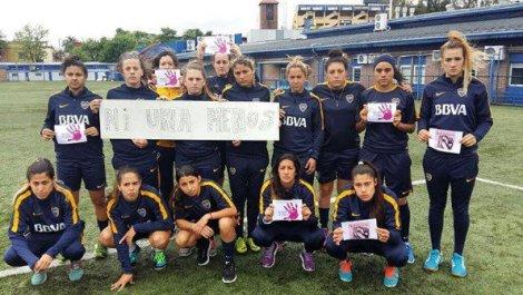 Equipo femenino de Boca Juniors (Argentina)