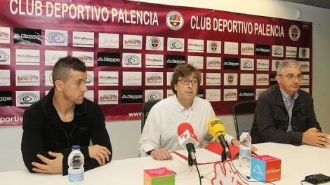 David Durántez, Javier Rodríguez y Carlos Crespo. vía El Norte De Castilla