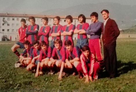(Juvenil del RFC en 1971)